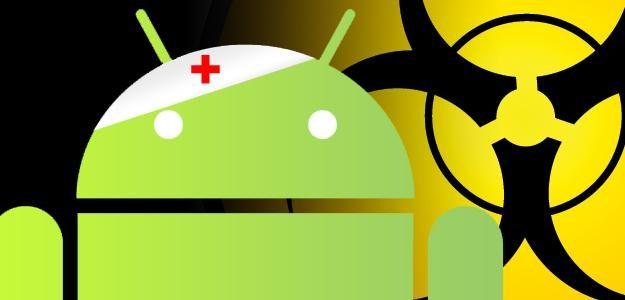 Android virus verwijderen van tablet of telefoon